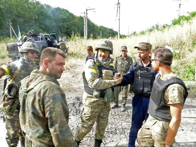 Старший лейтенант 40-го батальона Юрия Брехаря рассказал об Иловайске (фото) - фото 18