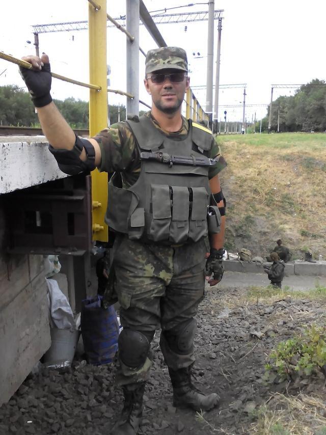 Старший лейтенант 40-го батальона Юрия Брехаря рассказал об Иловайске (фото) - фото 31