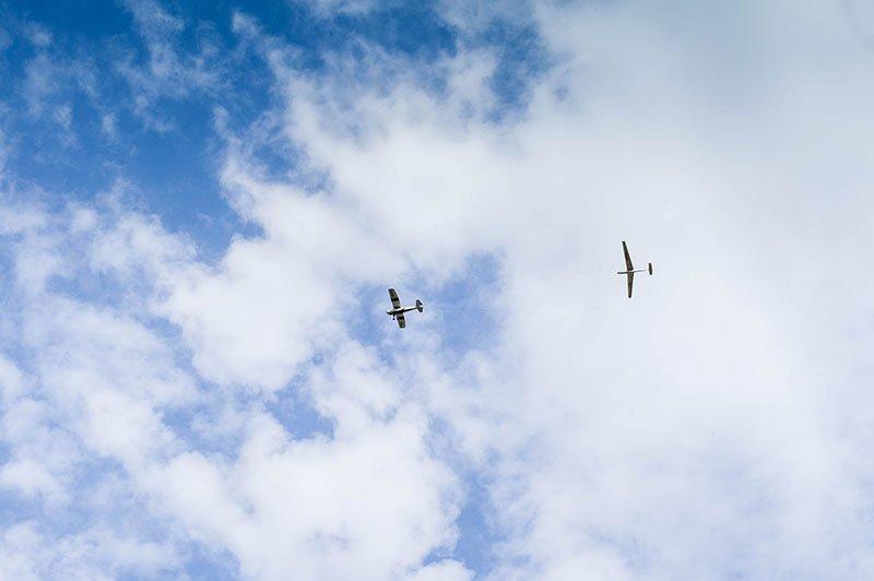В крылатой машине. Где в Белгороде сесть в планер и взлететь в небо, фото-5