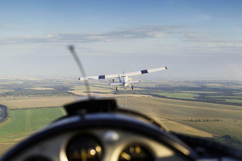 В крылатой машине. Где в Белгороде сесть в планер и взлететь в небо, фото-4