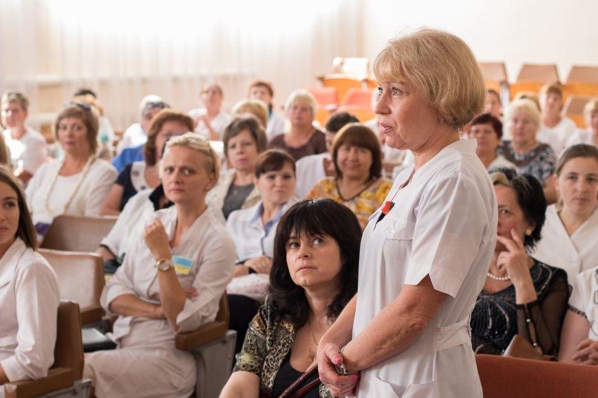 Филатов встретился с медиками Детской больницы №5, фото-2
