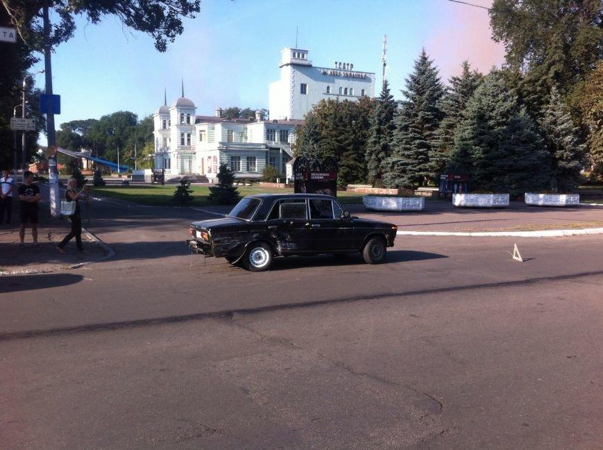 В Днепродзержинске на проспекте Пелина случилось ДТП, фото-1