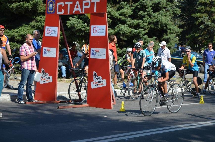 В Мариуполе из-за велогонки перекрыли пр. Нахимова (ФОТОРЕПОРТАЖ), фото-17