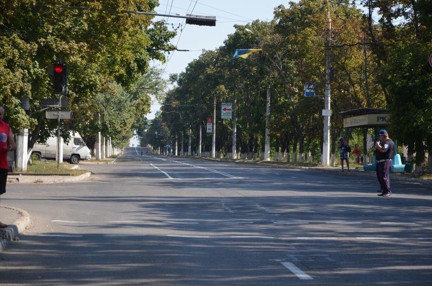 В Мариуполе из-за велогонки перекрыли пр. Нахимова (ФОТОРЕПОРТАЖ), фото-2