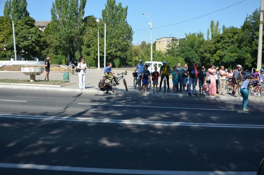 В Мариуполе из-за велогонки перекрыли пр. Нахимова (ФОТОРЕПОРТАЖ), фото-18