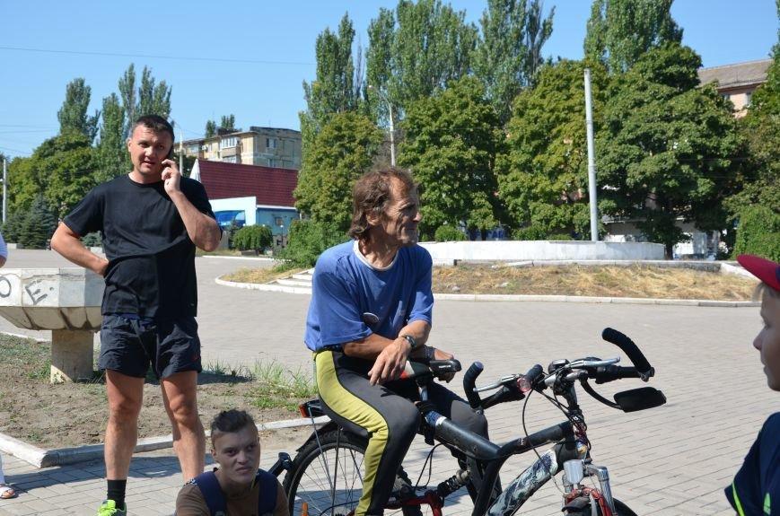 В Мариуполе из-за велогонки перекрыли пр. Нахимова (ФОТОРЕПОРТАЖ), фото-15