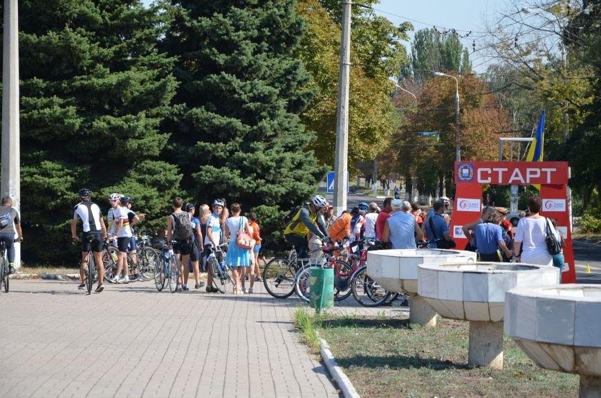В Мариуполе из-за велогонки перекрыли пр. Нахимова (ФОТОРЕПОРТАЖ), фото-11