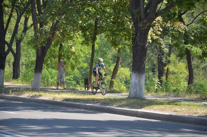 В Мариуполе из-за велогонки перекрыли пр. Нахимова (ФОТОРЕПОРТАЖ), фото-4