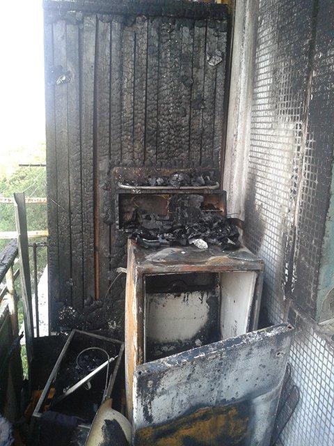 В Николаеве «курильщики» едва не сожгли дом (ФОТО) (фото) - фото 1
