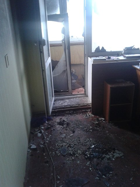 В Николаеве «курильщики» едва не сожгли дом (ФОТО) (фото) - фото 4