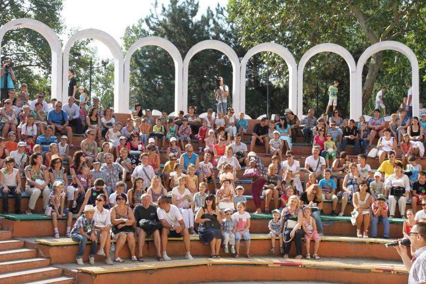 Николаев собрал в школу детей-переселенцев (ФОТОРЕПОРТАЖ), фото-1