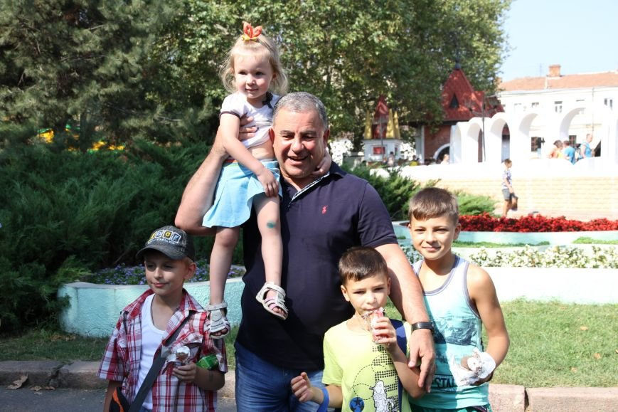 Николаев собрал в школу детей-переселенцев (ФОТОРЕПОРТАЖ), фото-9