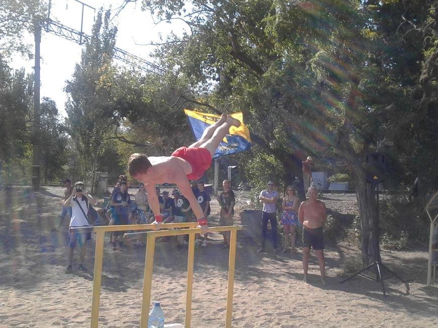 В Мариуполе прошли соревнования по Street Workout (ФОТО), фото-4