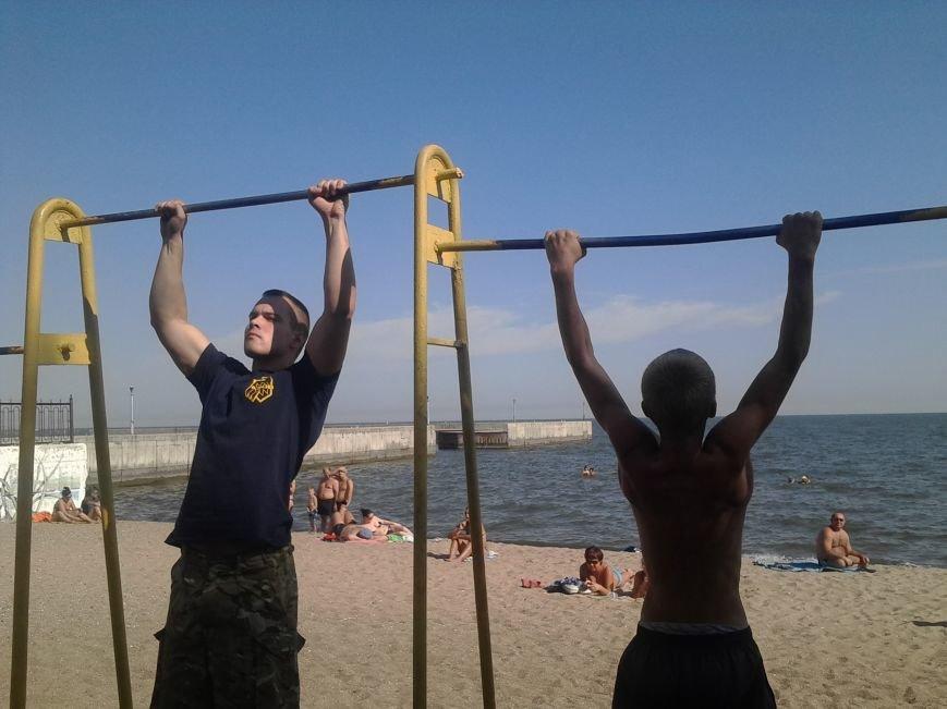 В Мариуполе прошли соревнования по Street Workout (ФОТО), фото-5