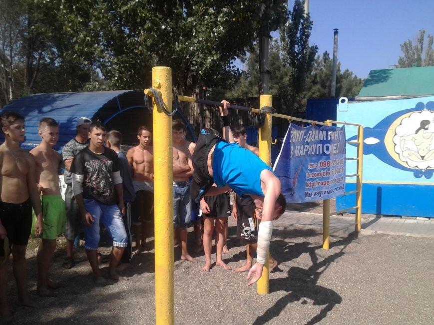 В Мариуполе прошли соревнования по Street Workout (ФОТО), фото-2