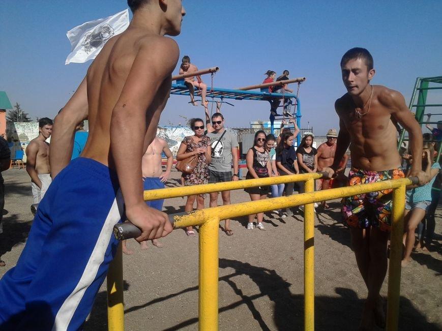 В Мариуполе прошли соревнования по Street Workout (ФОТО), фото-6