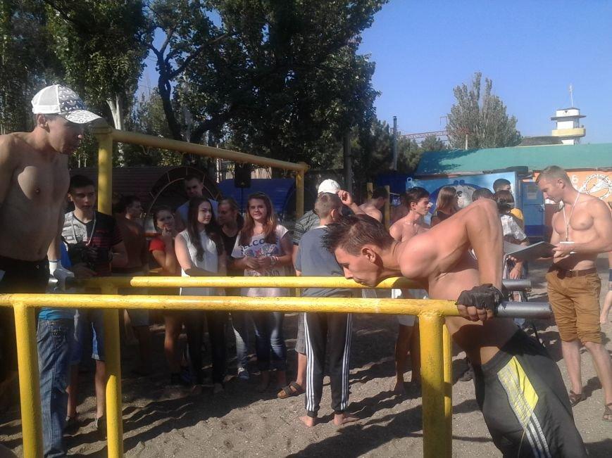 В Мариуполе прошли соревнования по Street Workout (ФОТО), фото-9
