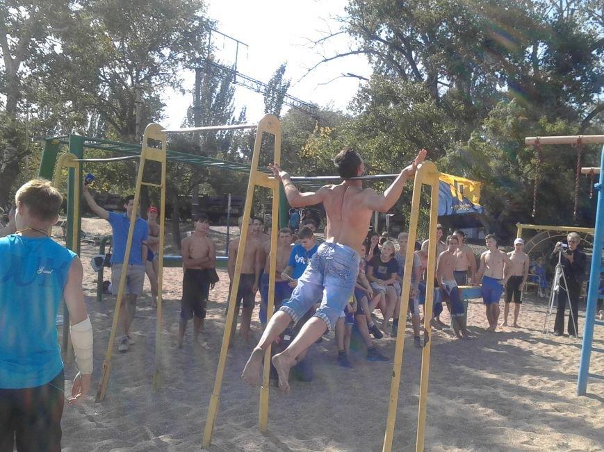 В Мариуполе прошли соревнования по Street Workout (ФОТО), фото-3
