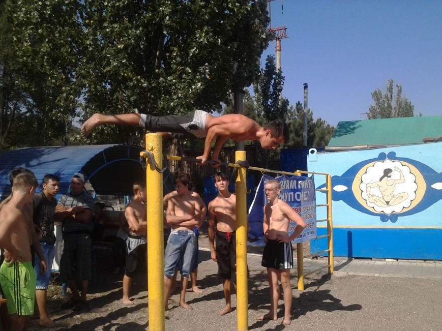 В Мариуполе прошли соревнования по Street Workout (ФОТО), фото-1
