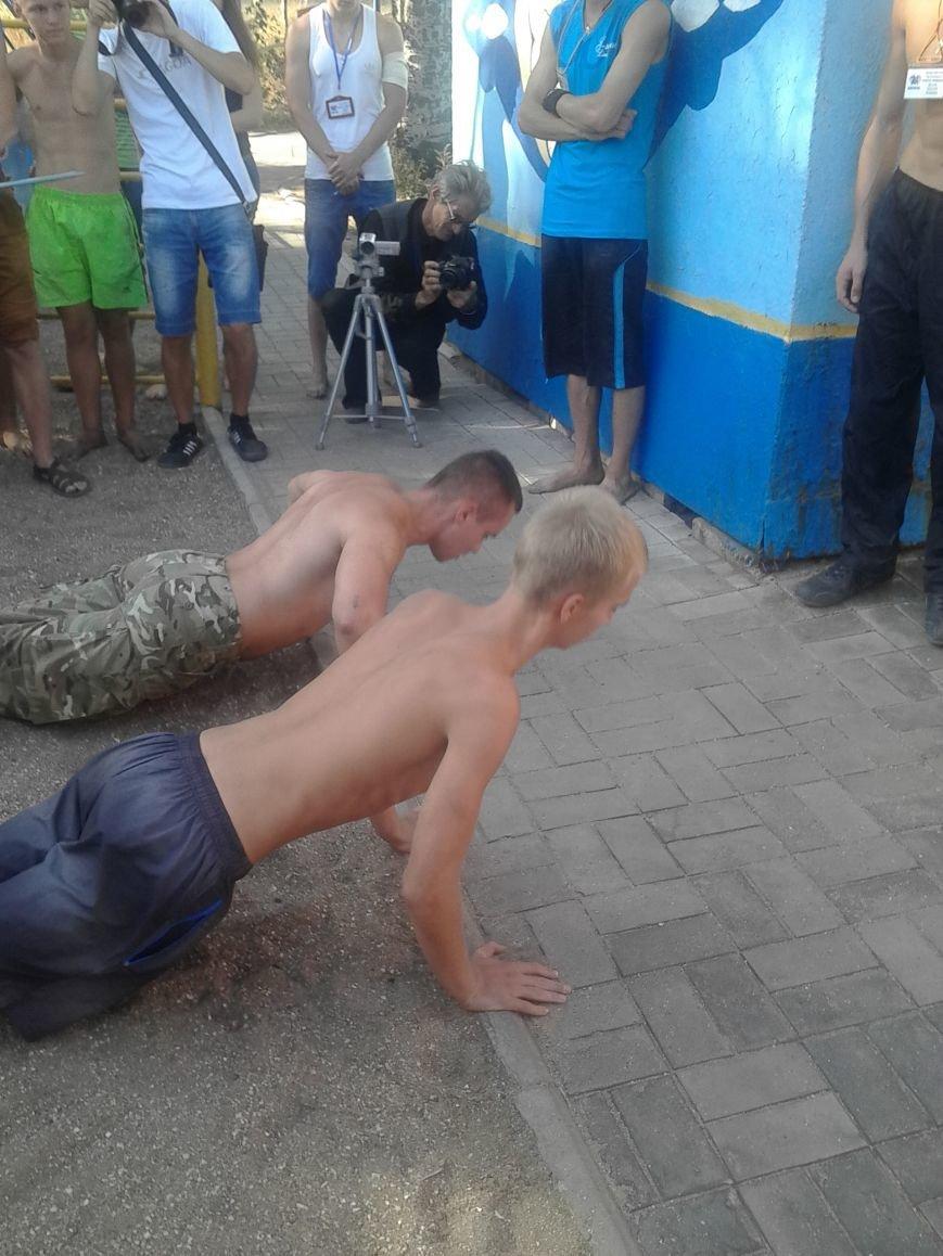 В Мариуполе прошли соревнования по Street Workout (ФОТО), фото-10