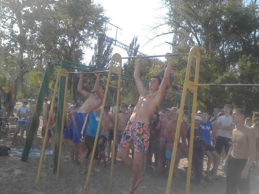В Мариуполе прошли соревнования по Street Workout (ФОТО), фото-7