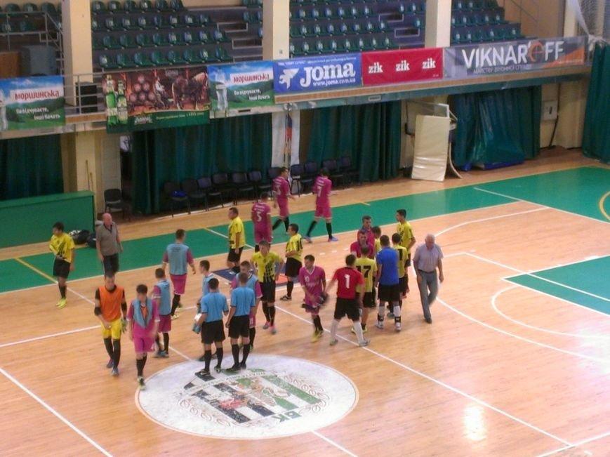 Львівська команда СК «Енергія» перемогла у Всеукраїнському турнірі з футзалу (фото) - фото 2