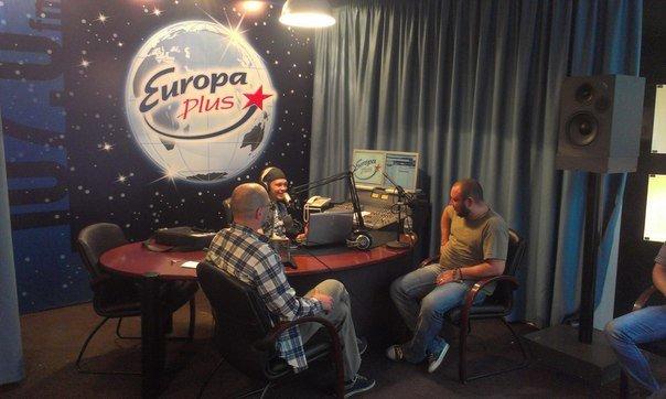 Криворожская группа  «Шепіт Нагваля» взорвала всеукраинский радиоэфир на «Европа Плюс» (ФОТО) (ВИДЕО) (фото) - фото 1