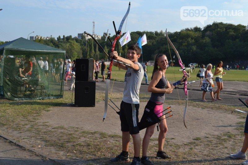 В Днепродзержинске провели Фестиваль здорового образа жизни, фото-16