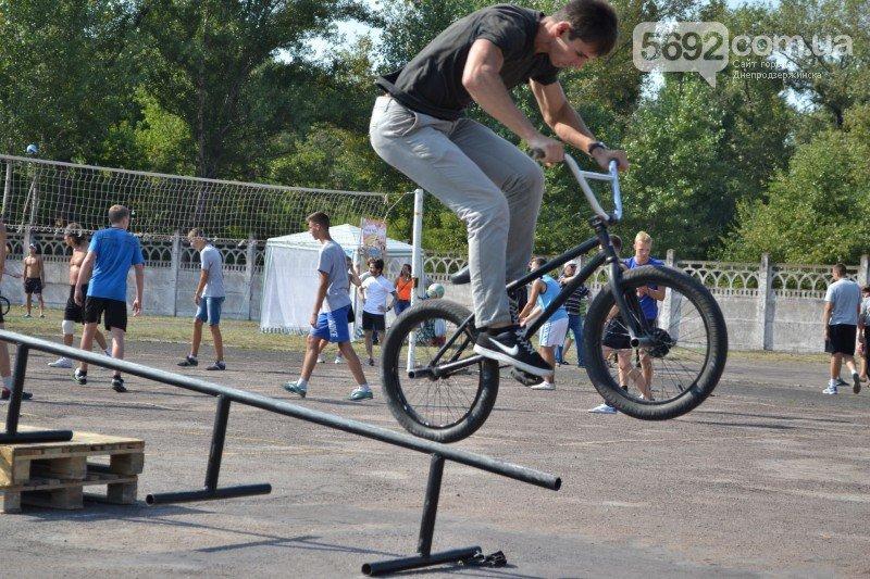 В Днепродзержинске провели Фестиваль здорового образа жизни, фото-7