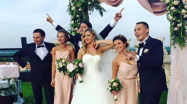 Сергей Притула женился