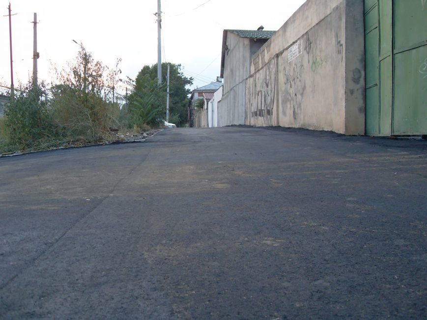 В Николаеве появилась дорога на Защука (ФОТОРЕПОРТАЖ) (фото) - фото 1
