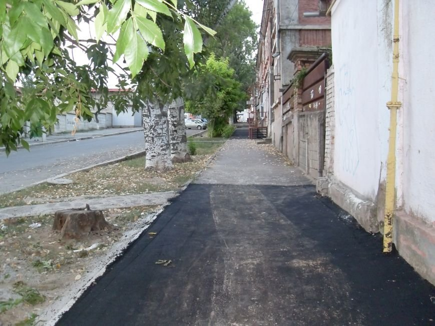 В Николаеве появилась дорога на Защука (ФОТОРЕПОРТАЖ) (фото) - фото 2