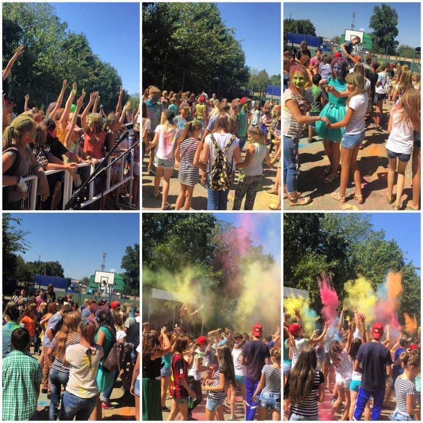 Празднование дня города в Белореченске (фото) - фото 1