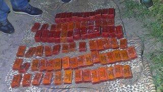 Военнослужащий пытался на Днепропетровщине наладить сеть сбыта взрывчатки (ФОТО) (фото) - фото 1