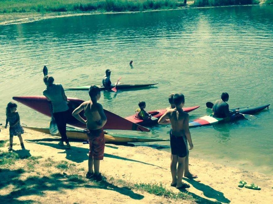 У Львові проходять обласні змагання з веслувального слалома (ФОТО) (фото) - фото 2