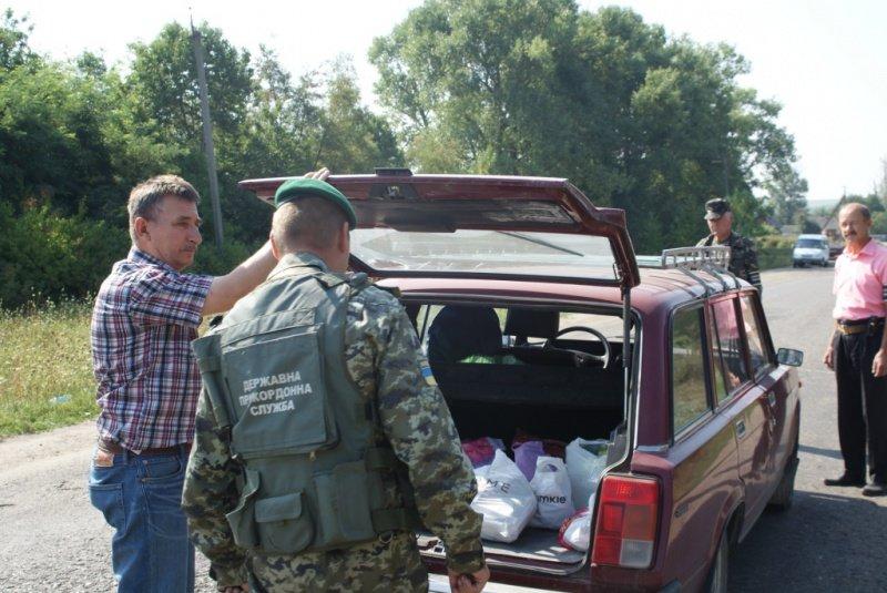 Буковинське активісти допомагають прикордонникам патрулювати кордон (фото) - фото 1