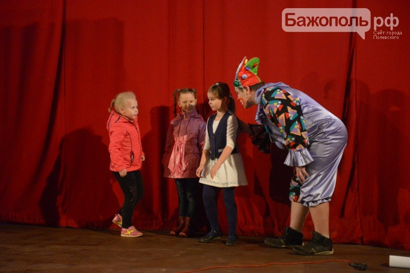 Юные полевчане играючи вспомнили о школе (фото) - фото 2