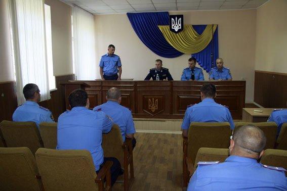 В Мариуполе назначили нового начальника Ильичевского райотдела милиции (ФОТО) (фото) - фото 1