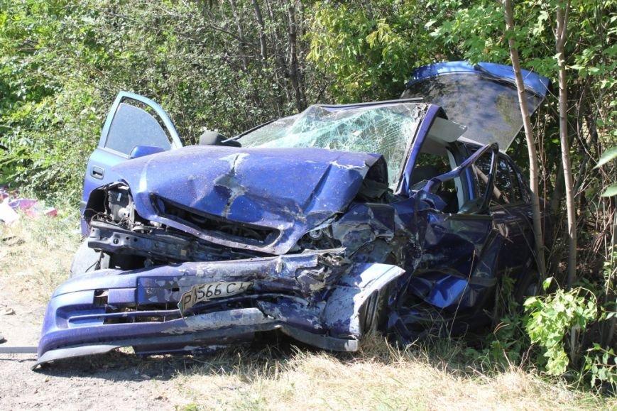 Страшная авария на запорожской трассе: один человек погиб, пять — в больнице (ФОТО), фото-3