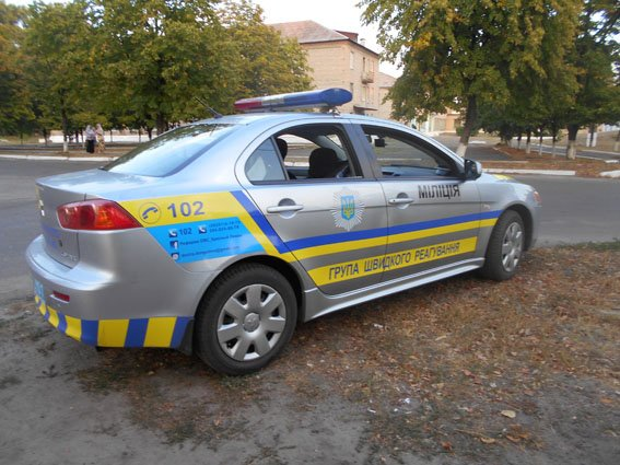 В Красном Лимане презентовали эксперимент по реформированию милиции. ФОТО (фото) - фото 2