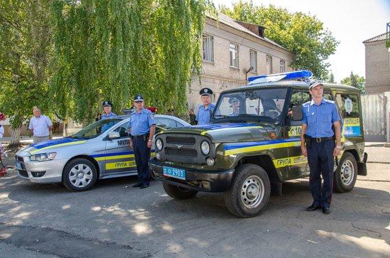 В Красном Лимане презентовали эксперимент по реформированию милиции. ФОТО (фото) - фото 1
