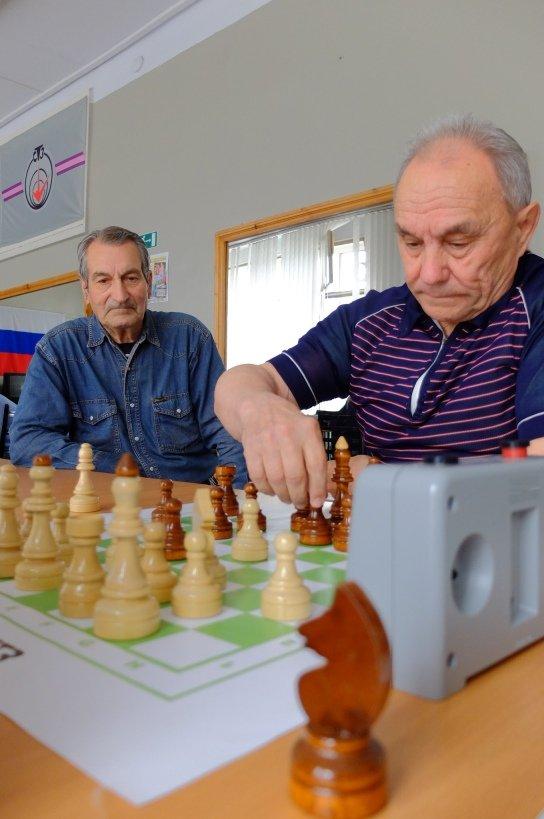 Лучшие полевские шахматисты сразились за медали. Фоторепортаж (фото) - фото 4