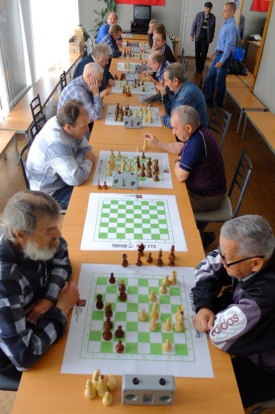 Лучшие полевские шахматисты сразились за медали. Фоторепортаж (фото) - фото 1