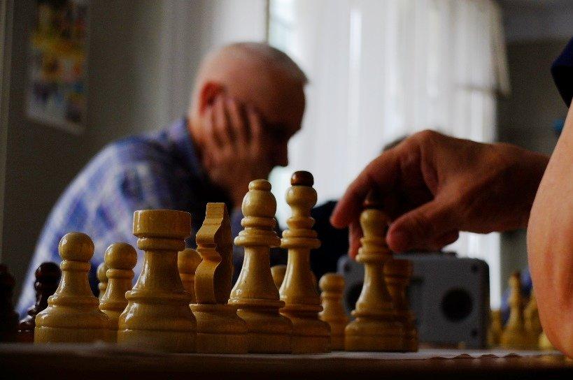 Лучшие полевские шахматисты сразились за медали. Фоторепортаж (фото) - фото 2