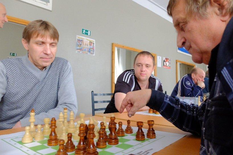 Лучшие полевские шахматисты сразились за медали. Фоторепортаж (фото) - фото 3
