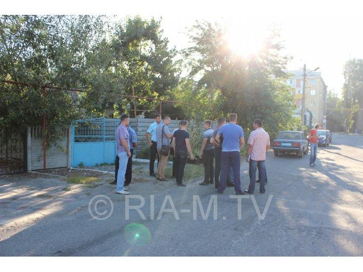 В дом мелитопольского судьи бросили гранату (ФОТО) (фото) - фото 2