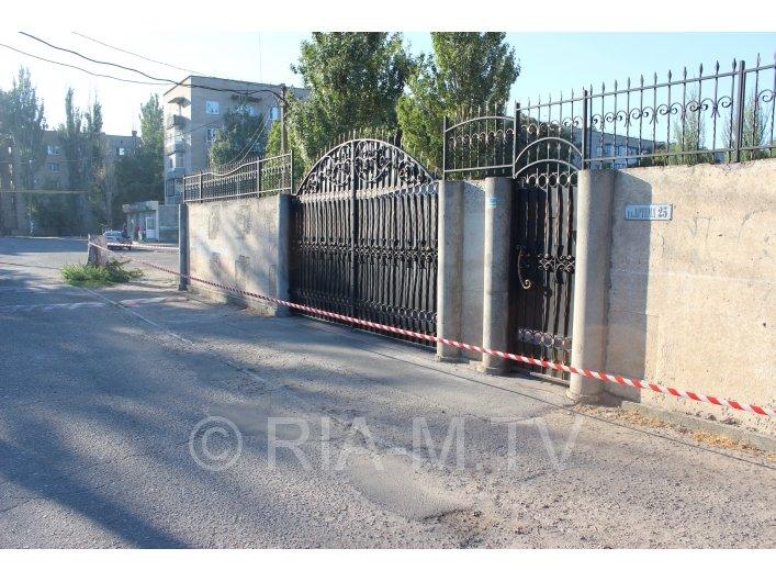 В дом мелитопольского судьи бросили гранату (ФОТО) (фото) - фото 4