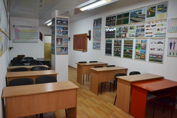 СИЗО-1 учебный класс 1