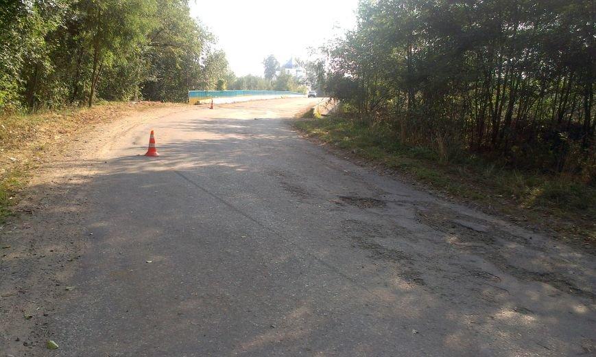 Поворот у селі Монастирчани виявився смертельним для мотоцикліста (ФОТО) (фото) - фото 1