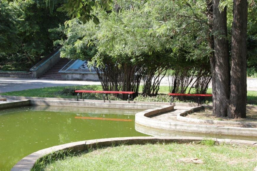 Сквер Центрального парка культуры и отдыха Симферополя привели в порядок (ФОТО) (фото) - фото 5